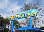 Aquazone Wave Racers Sign